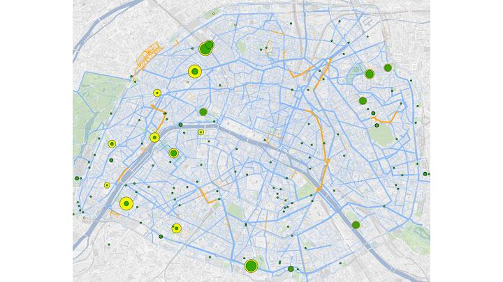 Parcs et jardins parisiens arrosés à l'eau non potable